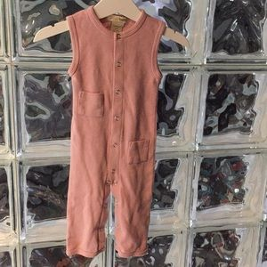 NWOT L'ovedbaby coverall onesie